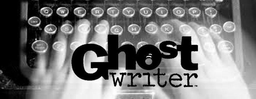 เขียนเรียบเรียงหนังสือ/Ghostwriter